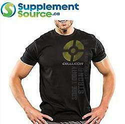 .Cellucor SS.ca SORE TODAY STRONG TOMORROW T-SHIRT - Large