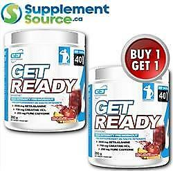 .Get Performance GET READY 40 servs x 2 (Buy 1 Get 1 FREE)