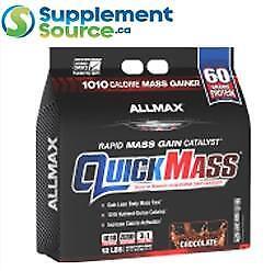 Allmax QUICKMASS, 12lb Bag