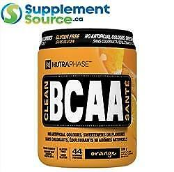 .             NutraPhase CLEAN BCAA, 44 Servings