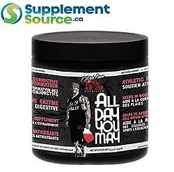 .5% Nutrition ALL DAY YOU MAY, 30 Servings - Fruit Punch