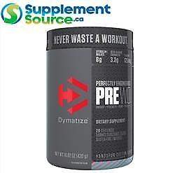 Dymatize PREW.O20 Servings