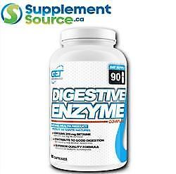 Get Performance DIGESTIVE ENZYMES, 90 Caps