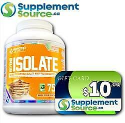 Beyond Yourself ISOLATE, 5lb & SSca $10 Gift Card