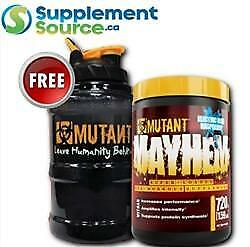 .                                                                        Mutant MAYHEM (40 Servings), 720g