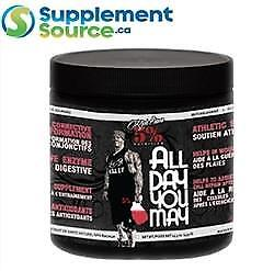 .5% Nutrition ALL DAY YOU MAY, 30 Servings - Watermelon