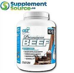 Get Performance PREMIUM BEEF PROTEIN, 4.4lb