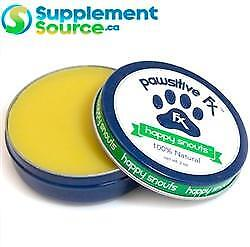 Pawsitive FX HAPPY SNOUTS (for Pets), 2 oz Tin