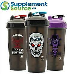 Perfect Shaker WWE SHAKER BOTTLE, 800ml