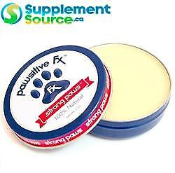 Pawsitive FX STRONG PAWS (for Pets), 2 oz Tin