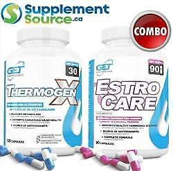 .Get Performance THERMOGEN-X & ESTROCARE COMBO