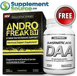 .     PharmaFreak ANDRO FREAK & DAA Combo