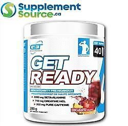Get Performance GET READY, 40 Servings