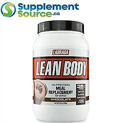 .   Labrada LEAN BODY, 2.47lb  - Chocolate