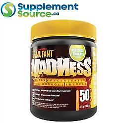 Mutant MADNESS (50 Servings *SuperSize), 375g