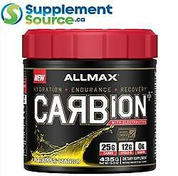 Allmax CARBION (NEW Formula), 15 Servings