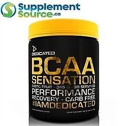 Dedicated BCAA, 30 Servings - Sour Bombs
