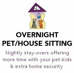 Pet Caregiver and/or House Sitter - Rest Secure While Away
