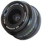 Wide Angle Camera Lens for Minolta