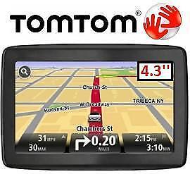 NEW TOMTOM GPS VIA 1400 4.3'' - 132781155 - AUTOMOBILE PORTABLE TOUCHSCREEN US MAPS
