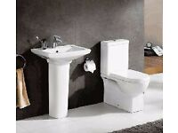 Basin and Toilet Suite Deal for £164