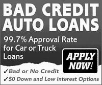 LET US HELP YOUR FAMILY WITH A CAR LOAN