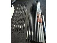 colmic astra 3000 fishing pole 16m