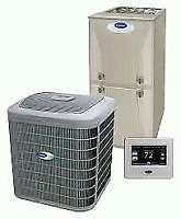 AIR CONDITIONER AND FURNACE. STARTING AT $30 PER MONTH