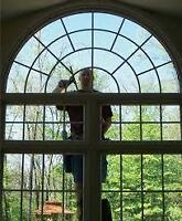 ACCURATE WINDOW CLEANERS-EAVESTROUGH-CLEANING 519-719-1800