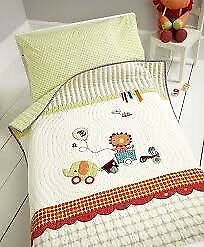 Mamas and papas jamboree cot bedding