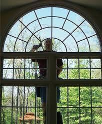 ACCURATE WINDOW CLEANERS -EAVESTROUGH CLEANING - 519-719-1800 London Ontario image 1