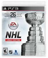 NHL Legacy Collection PS3