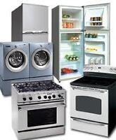 Appliance Repair... Dryer, Washer, Fridge, Stove 403 667 3370