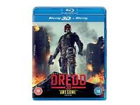 SWAP Dredd 3D Blu Ray for Avatar 3D Blu Ray!