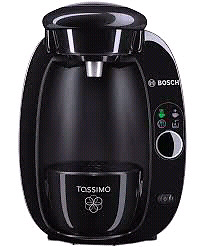 Tassimo t20 with drawer included