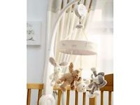 mamas and papas once upon a time themed cot mobile