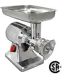 MEAT GRINDER MG-IT-0012-C 1HP . *RESTAURANT EQUIPMENT PARTS SMALLWARES HOODS AND MORE*