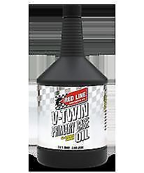 Red Line Oil 42904CS MOTORCYCLE PRIMARY OIL V-TWIN QTY 12/1 QUART