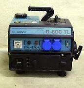 Stromaggregat Bosch