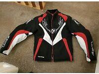 ikon ladies bike jacket size 10/12
