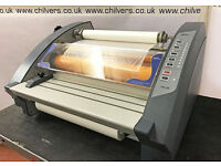 Used / Pre-owned Royal Soverign 380 Roll Laminator