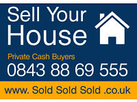 Sell you House or Land - We buy houses and Land in East Sussex - Private Cash Buyers - Sell my house