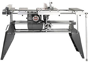 shopsmith mark 4 all in one table saw with all acc