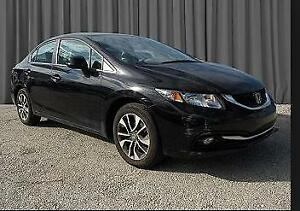 HONDA CIVIC 2013 TOURING ONLY 7900$ FULLY LOADED 4163014008
