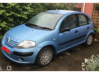 CITROEN C3 DESIRE HATCHBACK. PETROL. 1360CC. LOW MILEAGE. 2 CAREFUL OWNERS. 11MTHS MOT. PART S/H