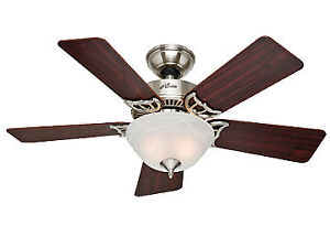 Ceiling Fan - Hunter_Kensington model - Reno Surplus