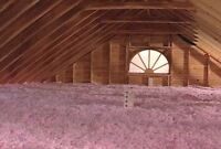 Profeasional Insulation install and/ or Removal