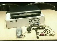Sky HD box and wifi