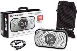 PAWN PRO'S HAS A MONSTER SUPERSTAR BLUETOOTH SPEAKER