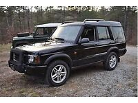 WANTED DISCOVERY TD5 2004 MOT FAILURE OR ACCIDENT DAMAGED